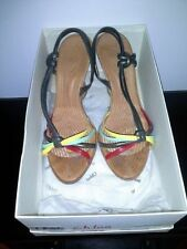 High (3 in. and Up) Wedge Slingbacks Sandals & Flip Flops for Women