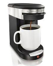 Hamilton Beach Coffee Maker One Cup Pod Single Serve Brewers Espresso Machine