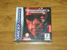 Terminator 3 - Nintendo Game Boy Advance - neuf sous blister