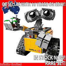 LEGO DISNEY WALL-E 21303 ~ IDEAS / CUUSOO SERIES ~ *BRAND NEW* IN STOCK NOW!