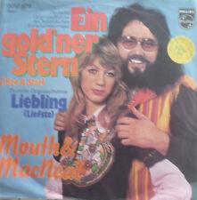 """7"""" GRAND PRIX 1974! MOUTH & MACNEAL : Ein goldner Stern"""