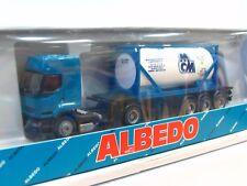 Albedo 1/87 700131 Renault Tankcontainersattelzug MCM OVP (TR9309)