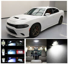 18Pc 12V 6000K LED interior Bulbs Dome Map lights For Dodge Charger 2011-2016