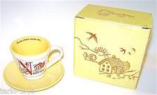 MULINO BIANCO 2012 Barilla italy - CANTASTORIE tazzina da caffè nuova in scatola