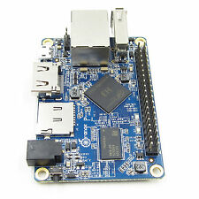 Orange Pi One H3 quad-core support ubuntu linux et mini pc au-delà de android