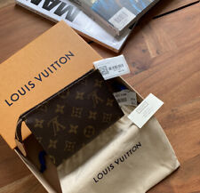 Authentic LOUIS VUITTON TOILETRY POUCH 15 Rare Brand New With Original Packaging