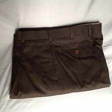 Brook's Brothers men's flannel wool trousers 35 X 32