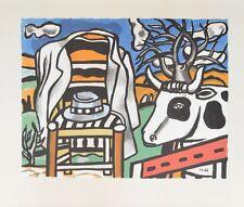 Fernand Leger La Chaise Poster Kunstdruck Bild Lithographie 76x54cm
