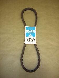 Dayco 28465 Belt Freightliner, Buick 40 ,50 series, International,Willys Knight