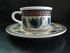 Mikasa Intaglio Arabella Cup and Saucer Set CAC01 Never Used Casual Gift China