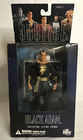 2005 DC Direct Justice League Series 4 BLACK ADAM Action Figure MOC