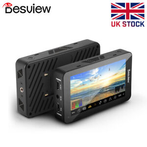 """Desview R6 UHB 2800nits 5.5"""" Touch Screen Full HD 4K HDMI Monitor UK Stock"""