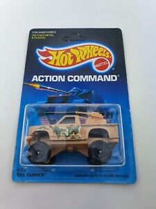 Hot Wheels Tail Gunner Action Command Series #4059