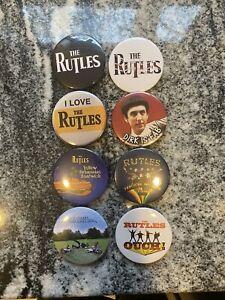 THE RUTLES BADGES PIN BUTTON Neil INNES Monty Python Beatles