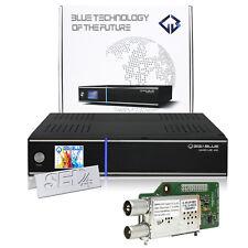 Gigablue UHD UE 4K Twin FBC Sat & Kabel Dual DVB-C/-T2 Receiver Enigma2 H.265