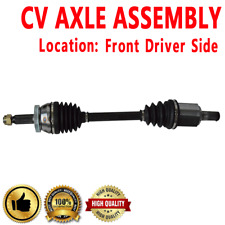 Front Driver CV Axle Shaft For HYUNDAI SANTA FE 10-12 Automatic Transmission