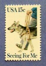 Sc # 1787 ~ 15 cent Seeing Eye Dogs (cd21)