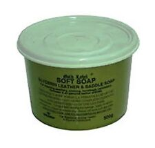 GOLD LABEL SOFT SADDLE SOAP WITH GLYCERIN EASY TO USE 500G SOFTENS & CLEANS NEW