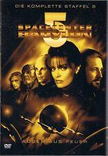 Spacecenter Babylon 5  Staffel 5 6 DVD BOX  NEU OVP Sealed Deutsche Ausgabe