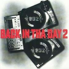Back in tha Day 2 CD Ice-T Slick Rick Run DMC Kurtis Blow TOne Loc Doug E Fresh!