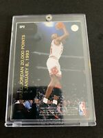 MICHAEL JORDAN 1993-94 Upper Deck 20,000 Points SP Insert Wilkins Chicago Bulls