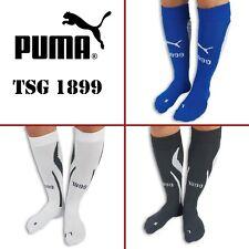 PUMA Stutzenstrumpf Socken Stutzen 3 39-42 Anthrazit grau weiß TSG 1899 Hoffenhe