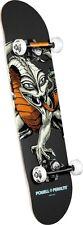 "Powell Peralta Caballero DRAGON 7.75"" Popsicle COMPLETE Skateboard GREY"
