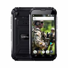 "Unlocked Geotel G1 3G Rugged Smartphone Andriod 7.0 Quad Core 2GB+16GB Black 5"""