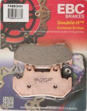 Rear Brake Pads For 1988-2000 1999 1998 1997 1996 Honda GL 1500 Goldwing