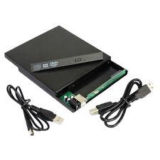Laptop USB zu Sata CD DVD RW Laufwerk Externer Fall Caddy J4Y9 V1N3