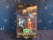 Babylon 5 - Lennier - Variant - Action Figure w/Minbari Cruiser