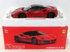 Voitures, camions et fourgons miniatures gris en plastique pour Ferrari