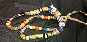 Murano Trade Beads Millefiori Beads Of Treated Venice No ° 4