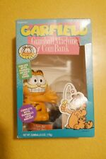 Garfield Gumball Machine and Coin Bank In Box 1978