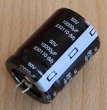 Elko 10000µF 50V SnapIn , Panasonic