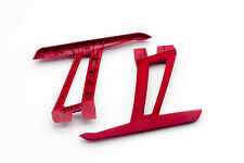 Red Replacement Landing Gear Leg Skid for Blade 350 QX 1 2 3 Pro