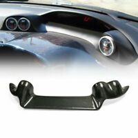 For 2006-2011 Honda Civic Dry Carbon Fiber BYS Instrument Panel Frame Cover Trim