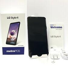 LG Stylo 4 32GB Black UNLOCKED