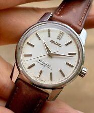 Vintage King Seiko 44KS 449990 Manual Winding Men's Watch