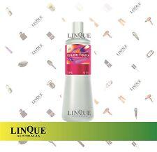 Wella Color Touch 6 vol 1.9% Peroxide Cream Creme Developer Emulsion 1 L