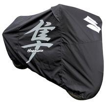 Suzuki Hayabusa Cover in Black w/ Logo - Fits ALL Hayabusa's - Genuine Suzuki