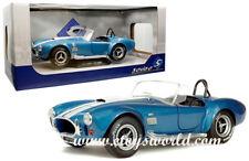 Solido 1:18 1965 Metallic Blue Shelby AC Cobra 427 MKII  Diecast LE MIB S1850017