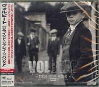 VOLBEAT-REWIND. REPLAY. REBOUND-JAPAN CD BONUS TRACK F30