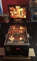Twilight Zone Arcade Pinball Machine Bally Midway 1993