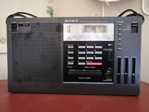 SONY ICF-2001 (tested)