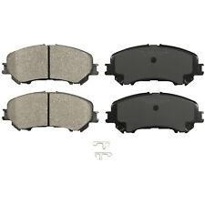 Premium Ceramic Disc Brake Pad FRONT Set Fits Nissan Rogue 2 Row Seating KFE1737