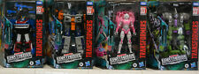 Transformers Earthrise Deluxe Wave 2 Set Smokescreen Airwave Arcee Allicon