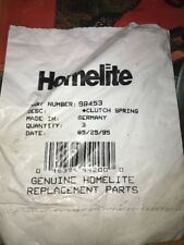 Genuine Homelite Clutch Spring 98453 (BXC8)