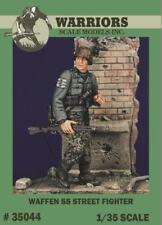 Warriors 1:35  Waffen SS Street Fighter Resin Figure Kit #35044