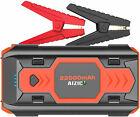 Auto KFZ Starthilfe Jump Starter 22000mAh 2500A Ladegerät Powerbank Pack Booster